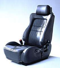 VR-4 Driver Seat
